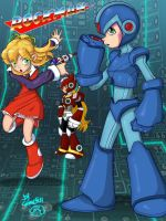 RockMan Col by privodanima