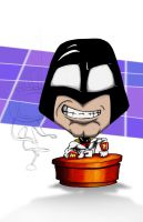 Space Ghost by halwilliams