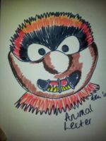 Animal Lecter by piratepigeon