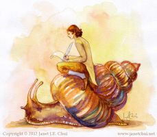 Snail Mail by janetchui