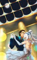 MM: Ball Room Romance by InUnImNonDis