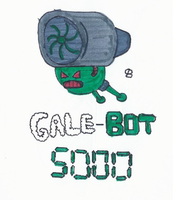 Gale-Bot 5000 by SPATON37