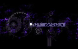Alienware Wallpaper -Alientech by hod-master