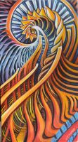 Spiralstairs by Aoxomoxoa9