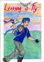 Learning to Fly -front by shadow-inferno