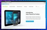 Holo Theme for Firefox by illusionmist