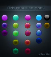 Orbs resource pack by kunthi