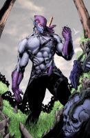 Eclipso by drewdown1976