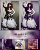 Action 0.4 by freezinka
