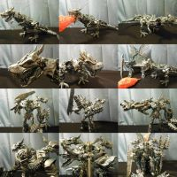 ME GRIMLOCK KING! Custom AOE Grimlock by i---D---i