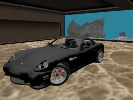 Panoz Esperante + DL by sky-commander