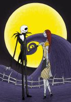 Jack and Sally by Anlly