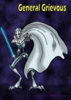 General Grievous by Keninari