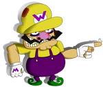 Just being Wario by Fawful92