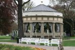 carousel in castle garden Ludwigsburg by ingeline-art