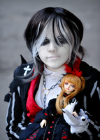 Now, let the revenge tragedy begin by ayumicosplay