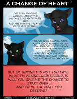 Short story - A Change of Heart - Page 2 by Acacion