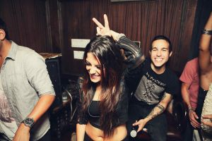 Pete Wentz and Bebe Rexha prt1 by R-Clandestin