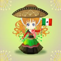 Mexico by ientlerj