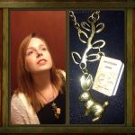 Watership Down Necklace by Gwefr
