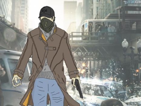Watch Dogs by Bolt-Electric