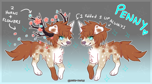 Flower Child [closed] by senpai-adopts