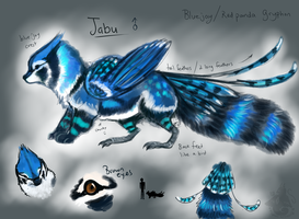 Jabu Ref by animalartist16