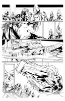 Xmen Legacy 255 Page 4 inks by Csyeung