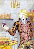 The Vampire Lestat by Th3DarkKn1ght
