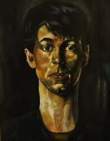 Stanley Spencer by Nahar-Doa
