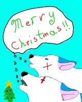 Merry Christmas Everyone by liongirl2289