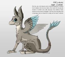 SOTSK Contest Entry - Mist by dot-DOLL