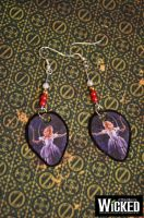 Glinda Earings by Jemzy14
