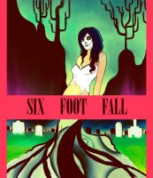 Six Foot Fall by LuchaWhore