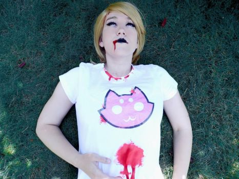 Roxy Lalonde - Nothing Left by TheBrokenxDream