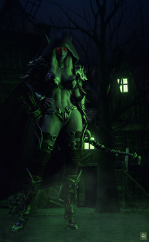 The Banshee Queen by just-trish