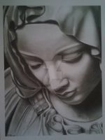 Virgin Mary by Roy75