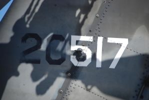 AH-64 Apache tail number by Ashley3d
