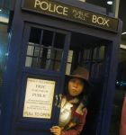 Femme Fourth Doctor Cosplay by saber-kite