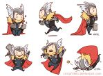 Thorsday 2 by Lintufriikki