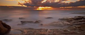 Maroubra Rays by MarkLucey