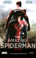 The Amazing Spiderman Poster by Jo7a