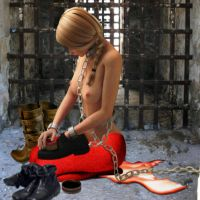 Shoeshine Girl ~ mermaids hate pirates by sirenabonita