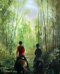 The Riders by NorthumbrianArtist