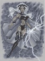 Storm X Men by MichaelDooney