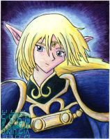 Record of Lodoss Wars Deedlit by ninjatron