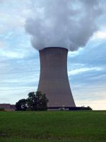Nuclear Power Plant 6 by Dracoart-Stock
