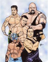 WWE Smackdown 2004 by AMP01