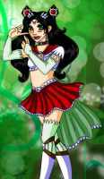 Sailor Blooming Earth by elila