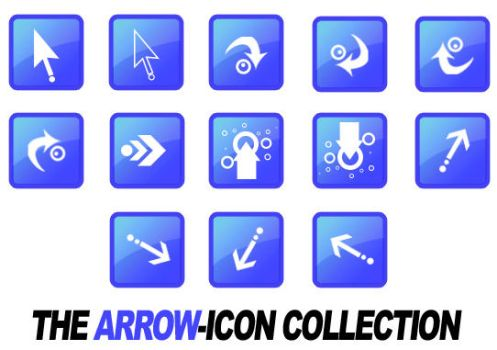 The Arrow Collection by Alexielated